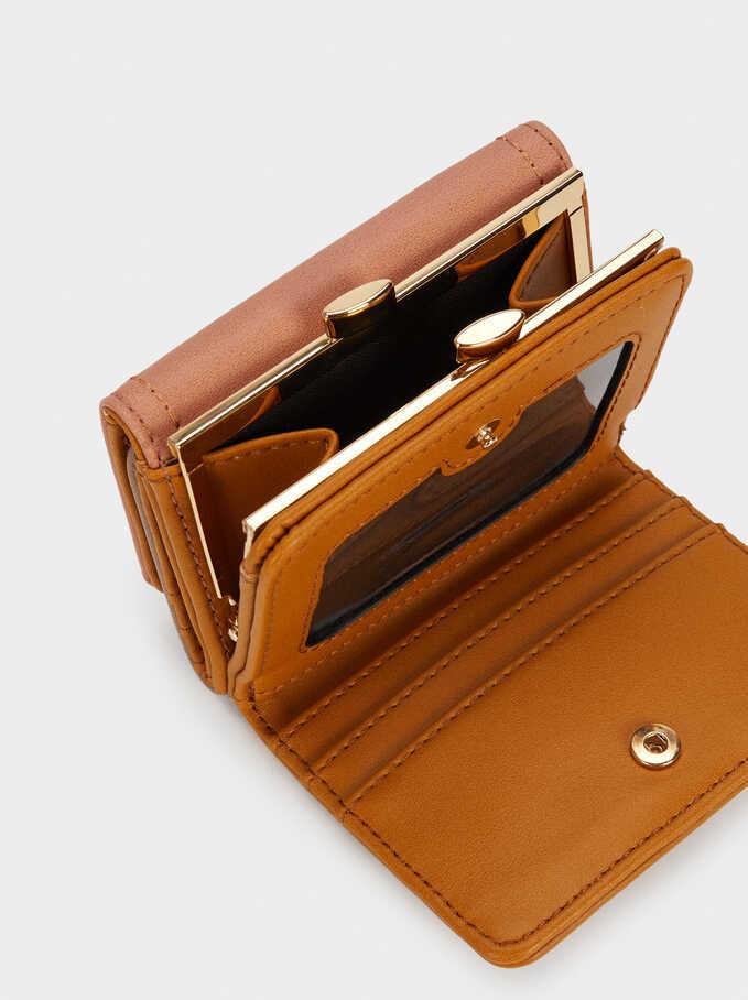 Lotus Wallet, Pink, hi-res