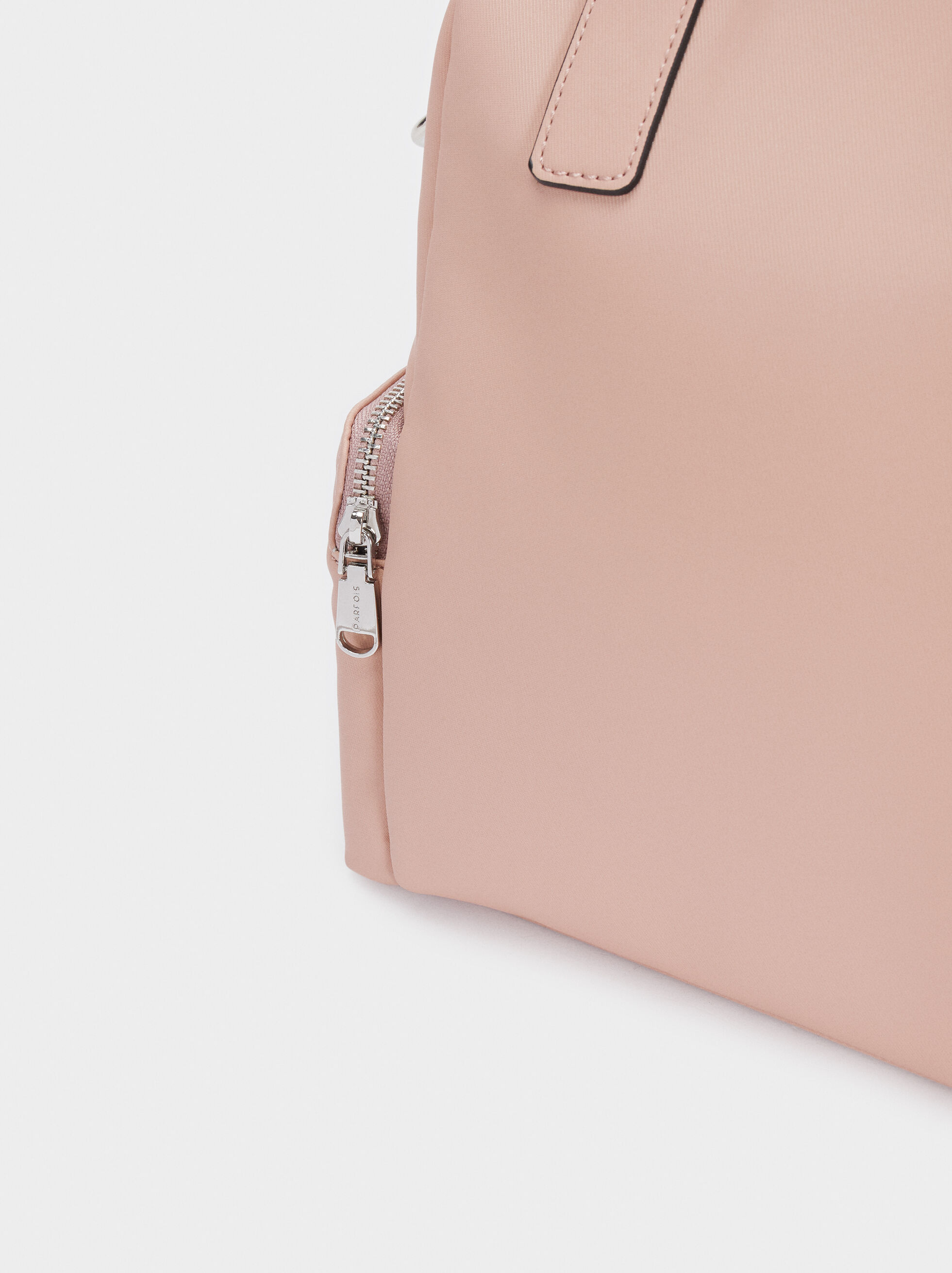 Multi-Way Backpack With Detachable Straps, Pink, hi-res