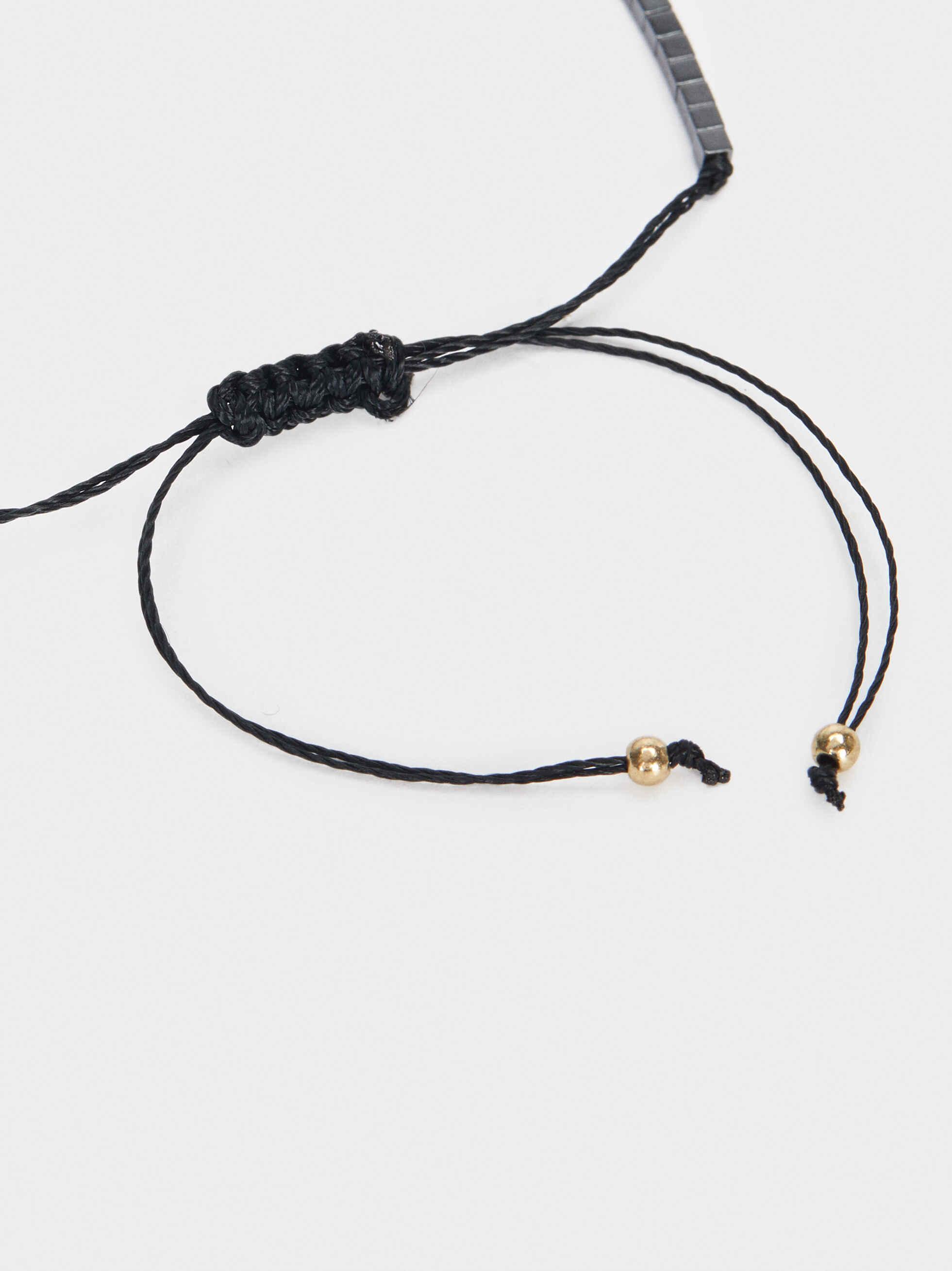 Adjustable Chain Bracelet, Multicolor, hi-res