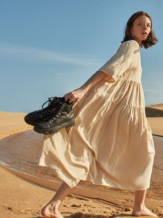 Online Exclusive Mountain-Style Sneakers, , hi-res