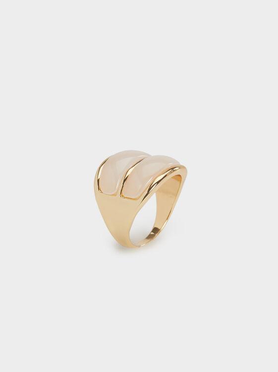 Land Stone Ring, , hi-res