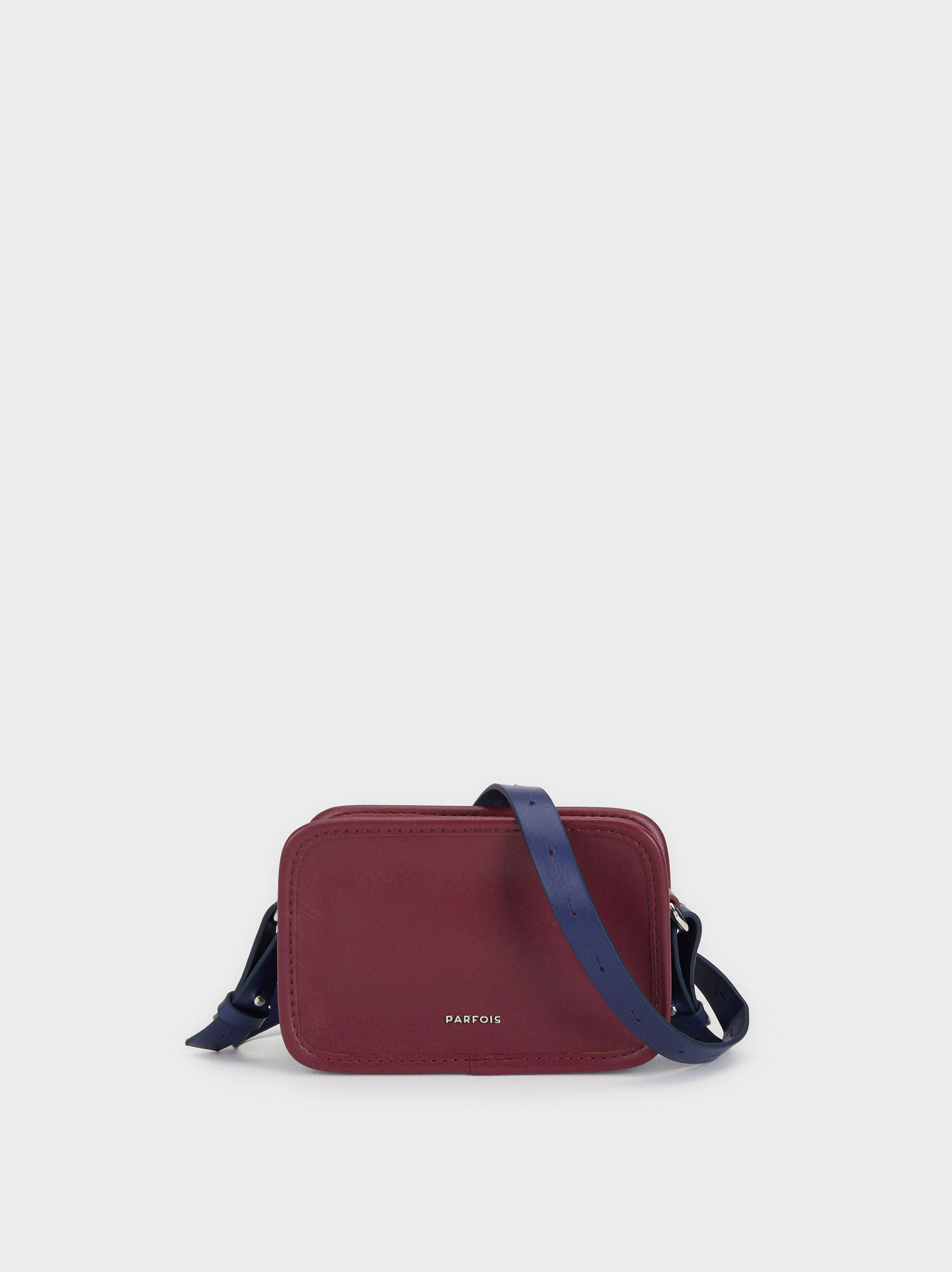 Plain Crossbody Belt Bag, , hi-res
