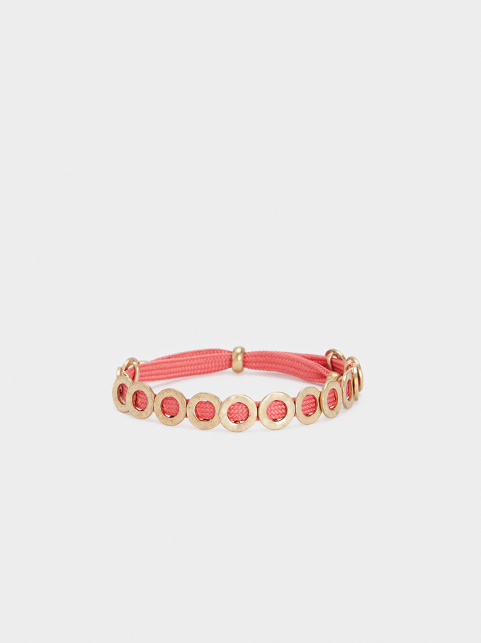 Recife Adjustable Bracelet, Pink, hi-res