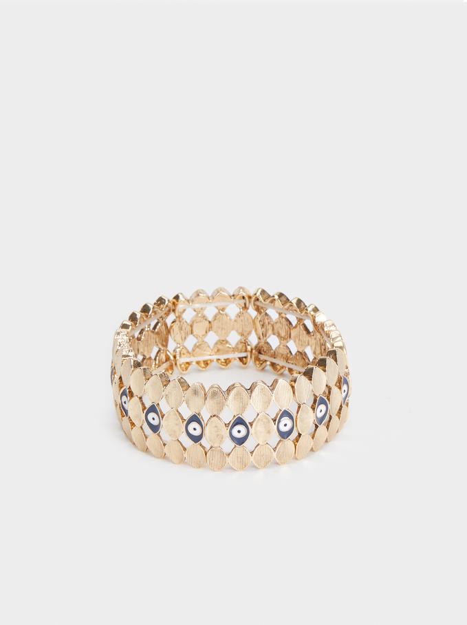 Karpa Bracelet, Navy, hi-res