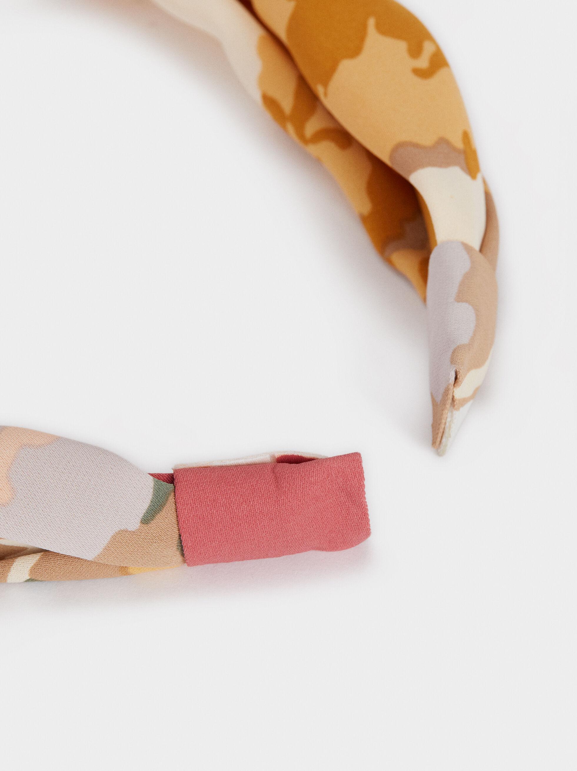 Bandolete Estampada Multicolorida, Multicor, hi-res