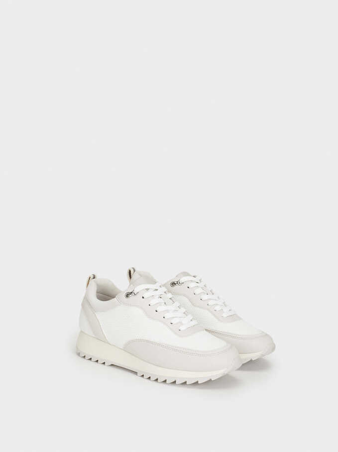 Trainers, White, hi-res