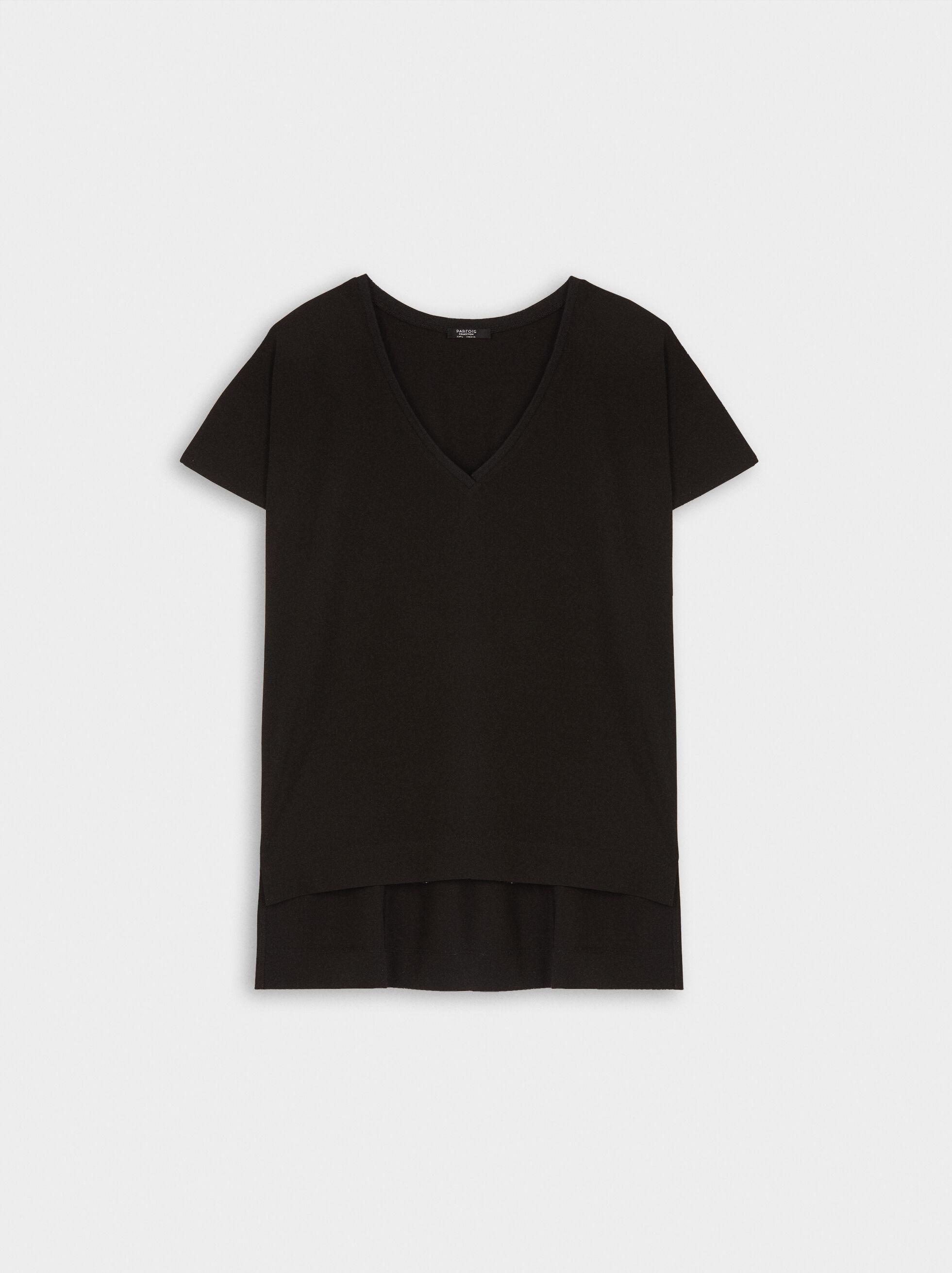 V-Neck T-Shirt, , hi-res