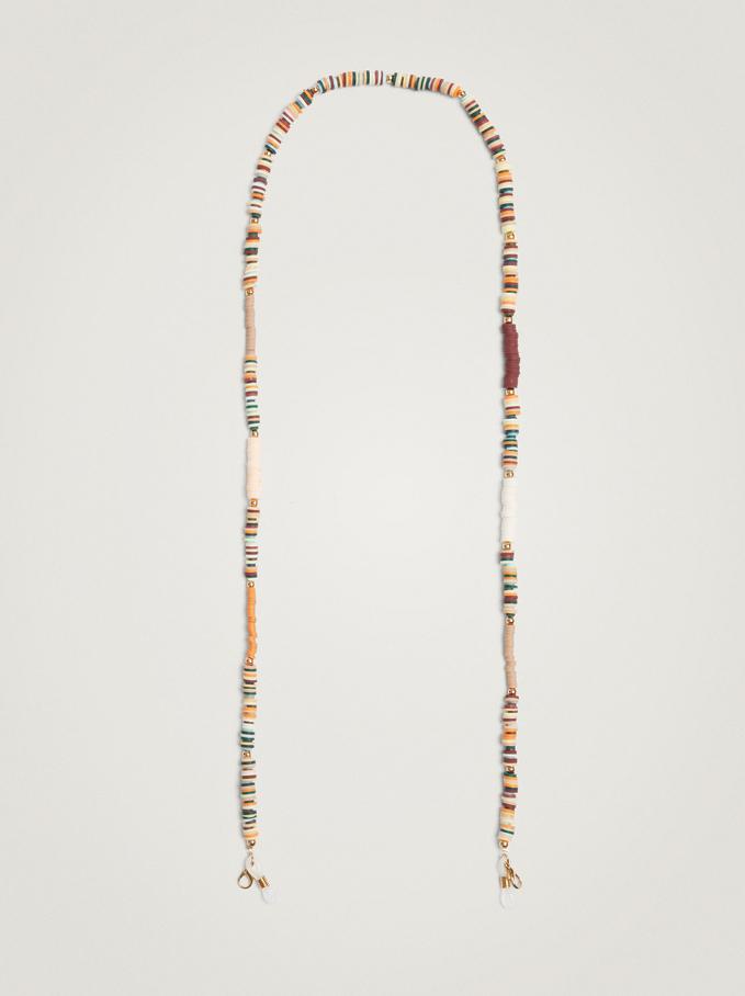 Chain For Face Masks Or Glasses, Multicolor, hi-res