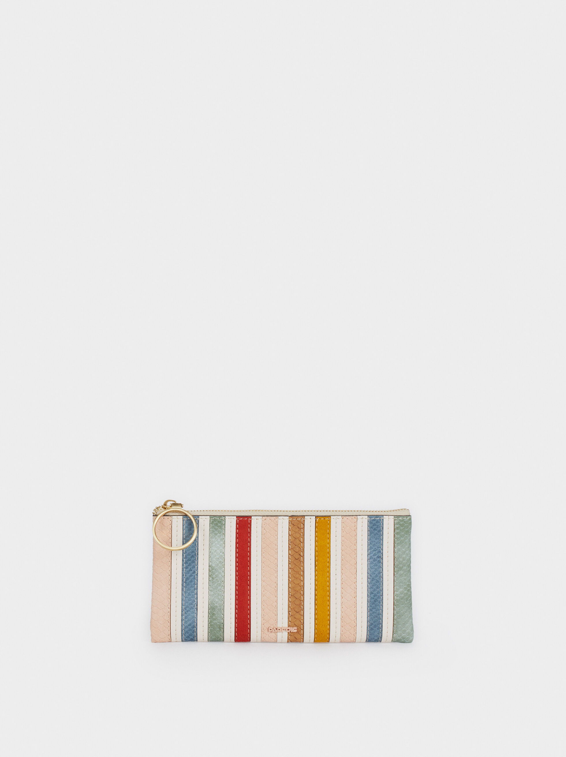 Multicolour Pencil Case, Ecru, hi-res