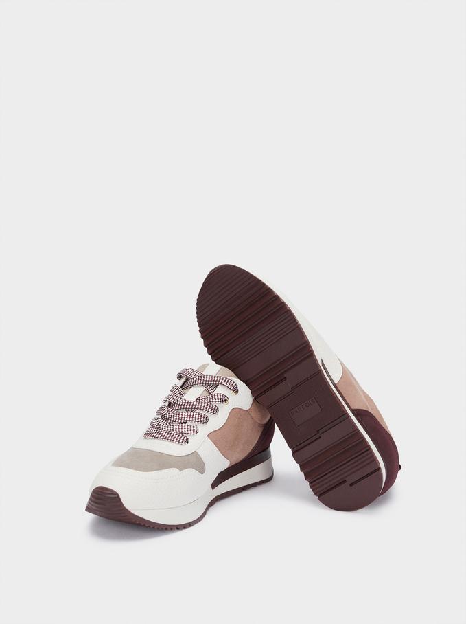 Zapatillas Deportivas Combinadas Limited Edition, Rosa, hi-res