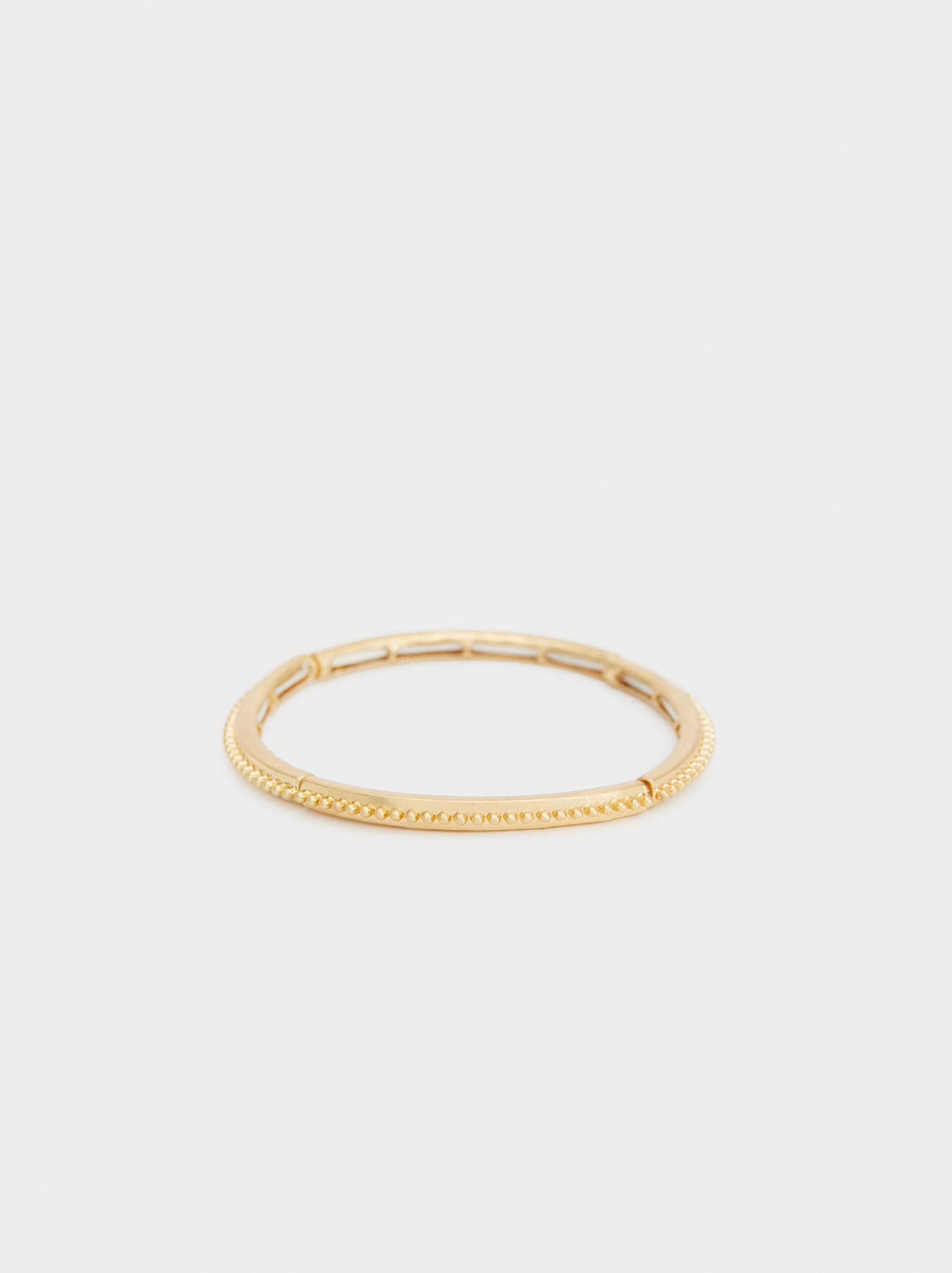 Sorbet Bracelet, Golden, hi-res