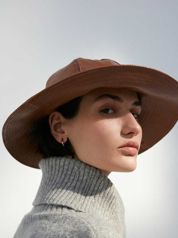 Bucket Hat, Camel, hi-res