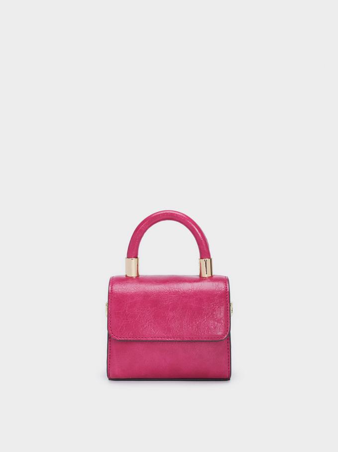 Xs Crossbody Bag, Pink, hi-res
