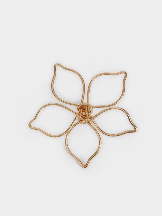 Flower Pin, , hi-res