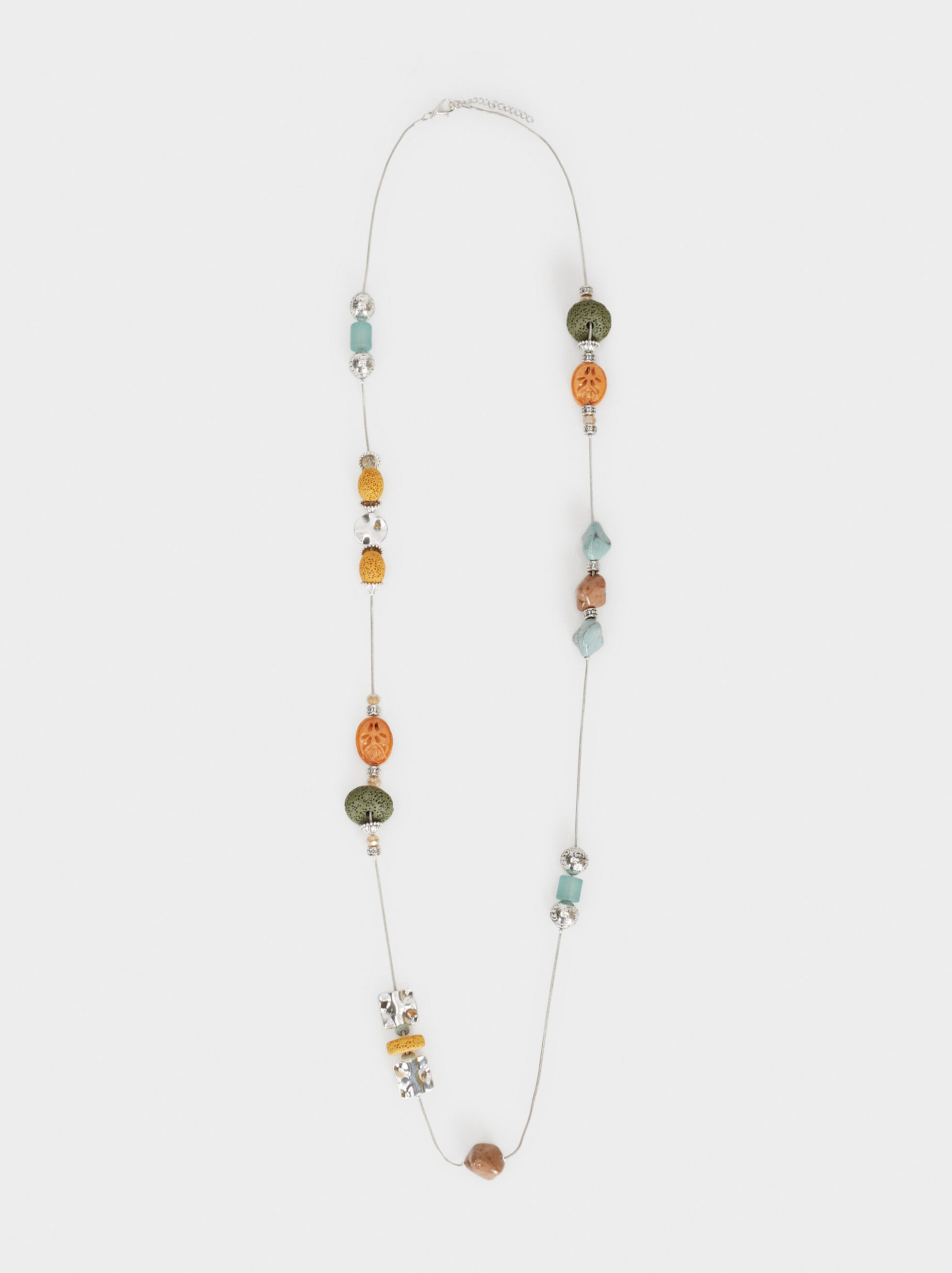 Star Valley Long Necklace, Multicolor, hi-res
