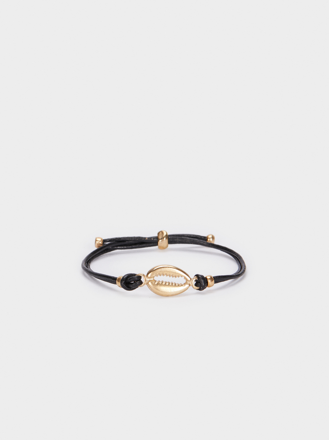 Recife Adjustable Bracelet, Golden, hi-res