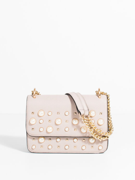 Huelva Chic Cross Bag, Rose Gold, hi-res