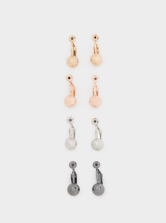 Earring Adapter, Wielokolorowy, hi-res
