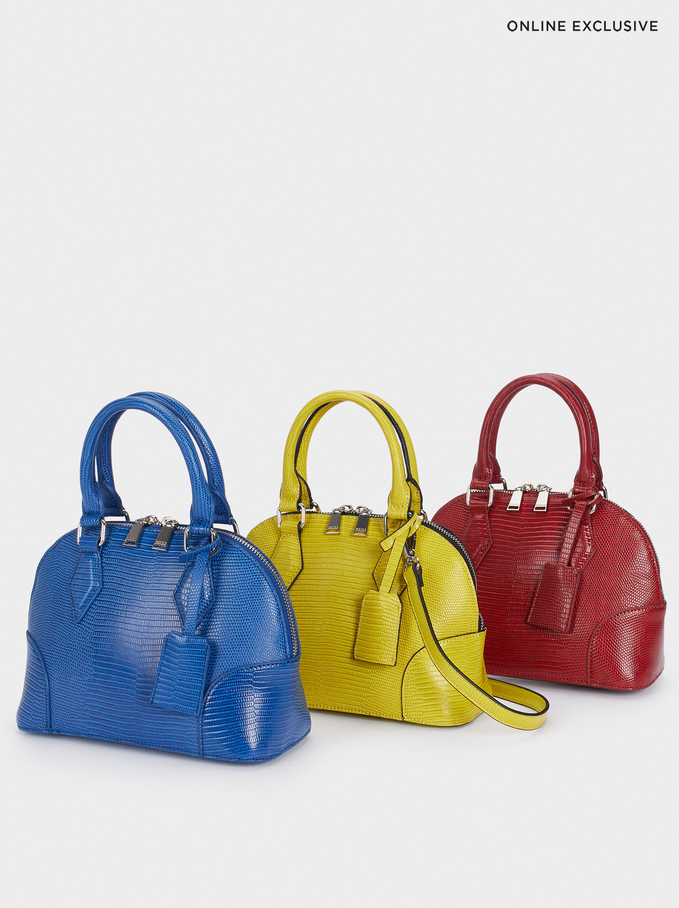 Sac Cabas Online Exclusive, Bleu, hi-res