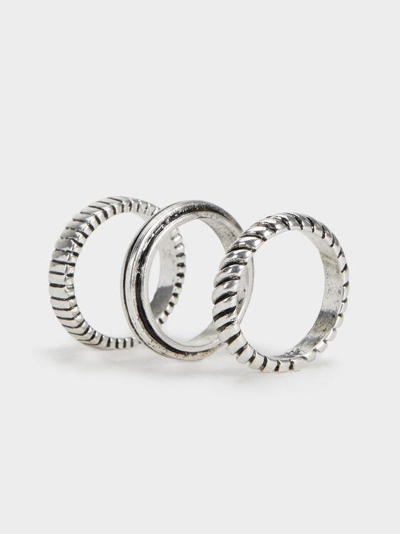 Basic Rings Set, , hi-res