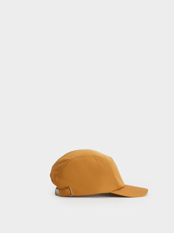 Plain Cap, Yellow, hi-res