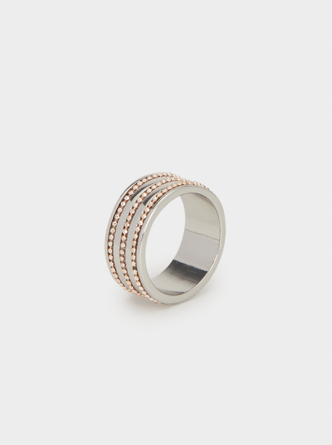 Basic Wide Ring, Multicolor, hi-res