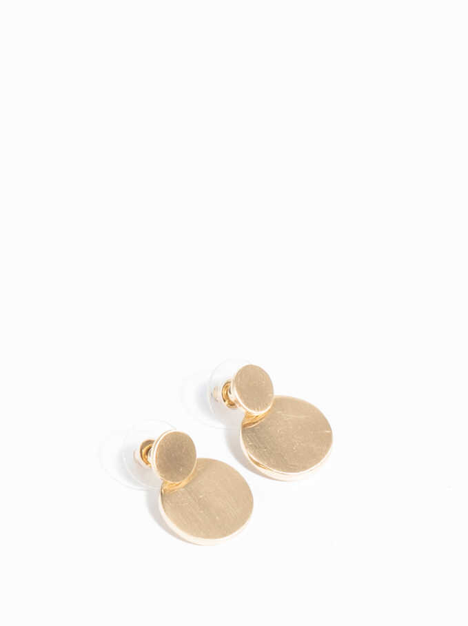 Basic Short Earrings, , hi-res