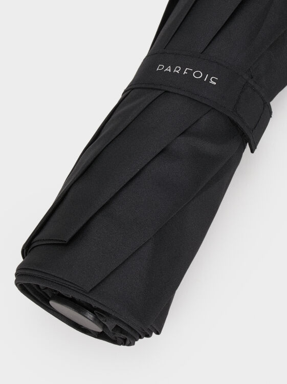 Small Plain Umbrella, Black, hi-res