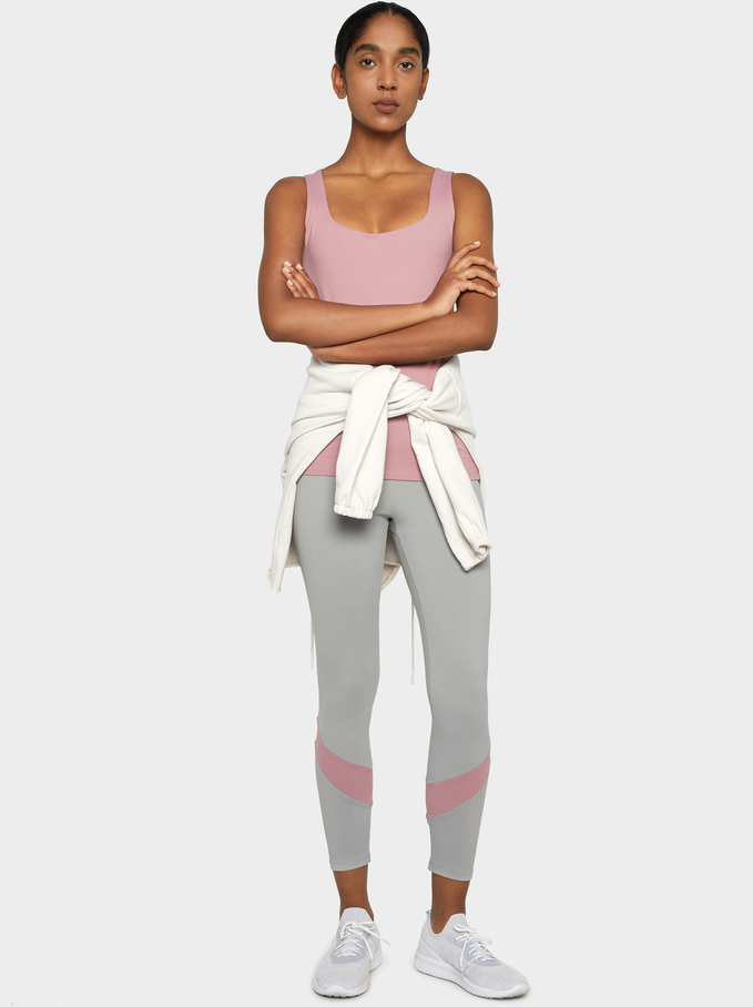 Limited Edition Sports Top, Pink, hi-res