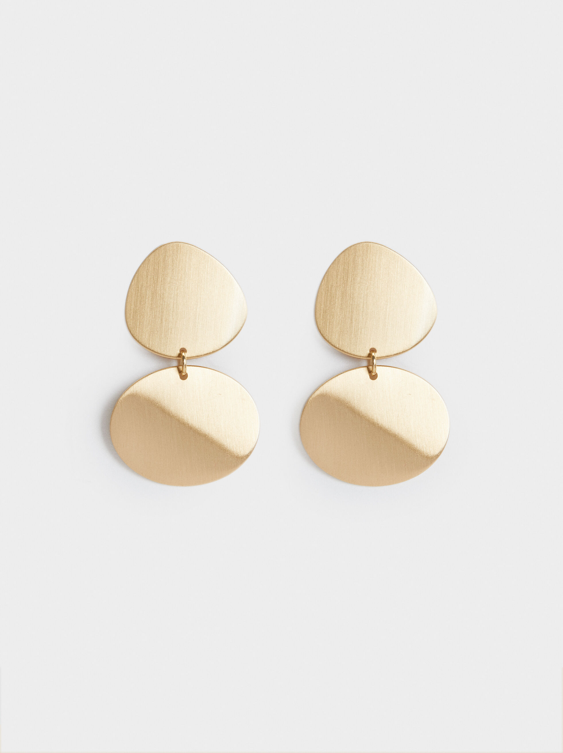 Medium Basic Earrings, , hi-res