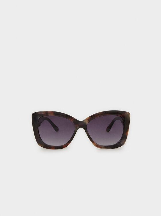 Resin Sunglasses, Multicolor, hi-res