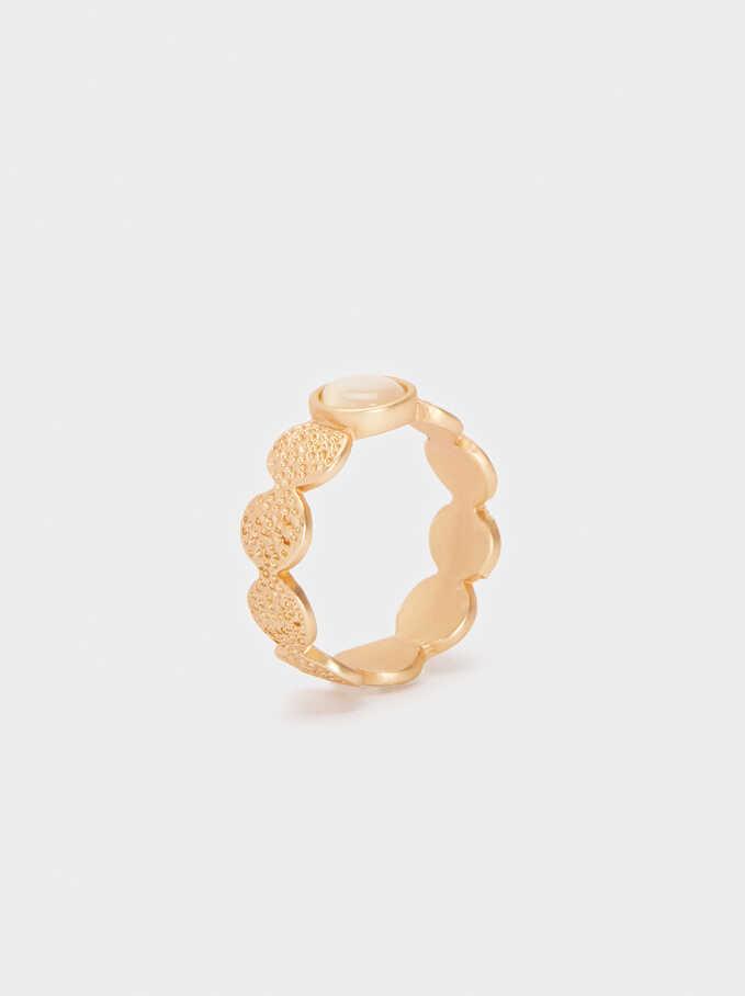 Gold Ring, Golden, hi-res