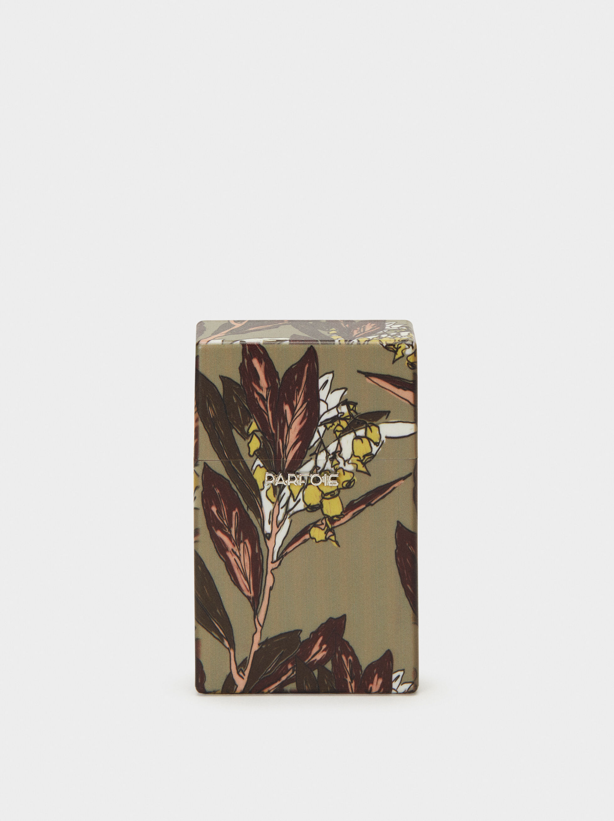 Floral Print Cigarette Box, , hi-res