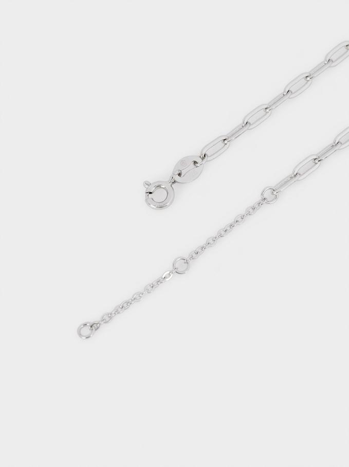 925 Sterling Silver Bracelet, Silver, hi-res