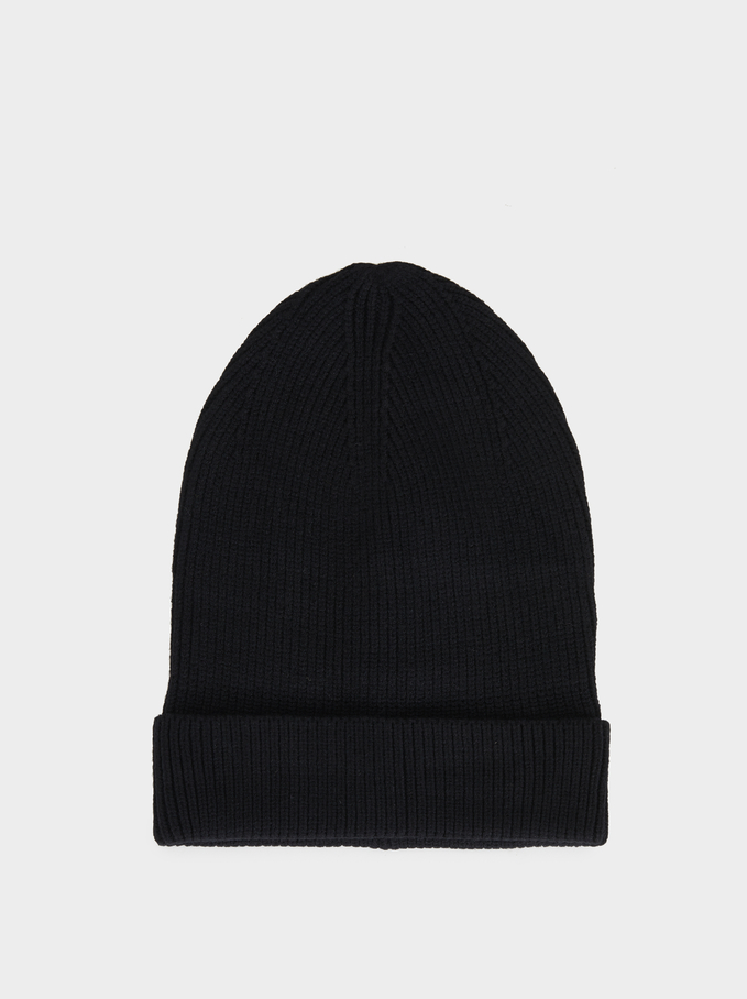 Basic Hat, Black, hi-res