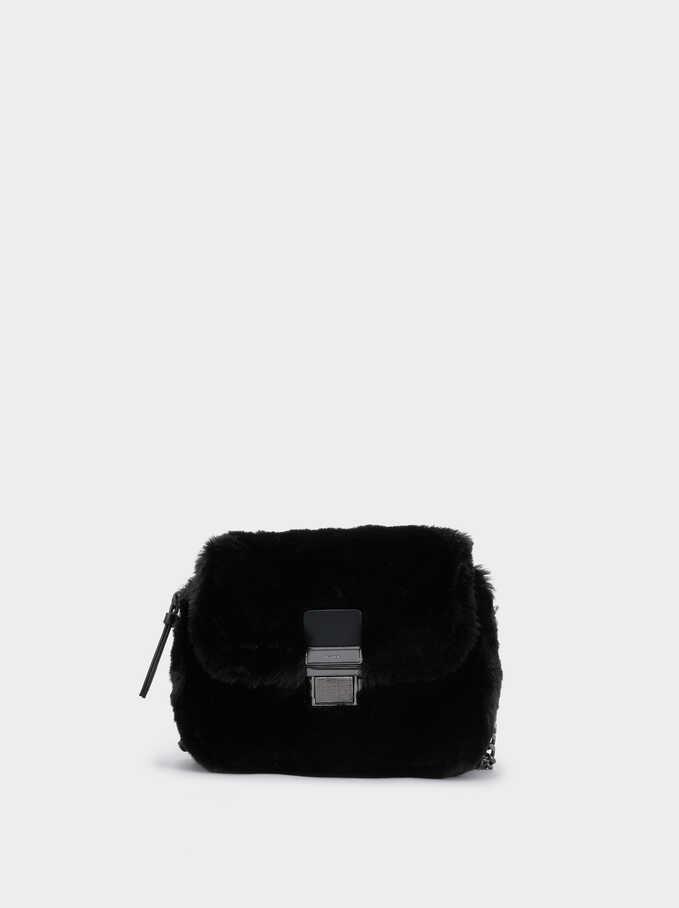 Fury Cross Bag, Black, hi-res