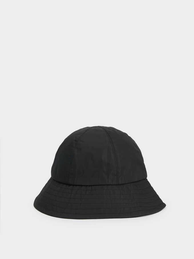 Sombrero Impermeable , Negro, hi-res
