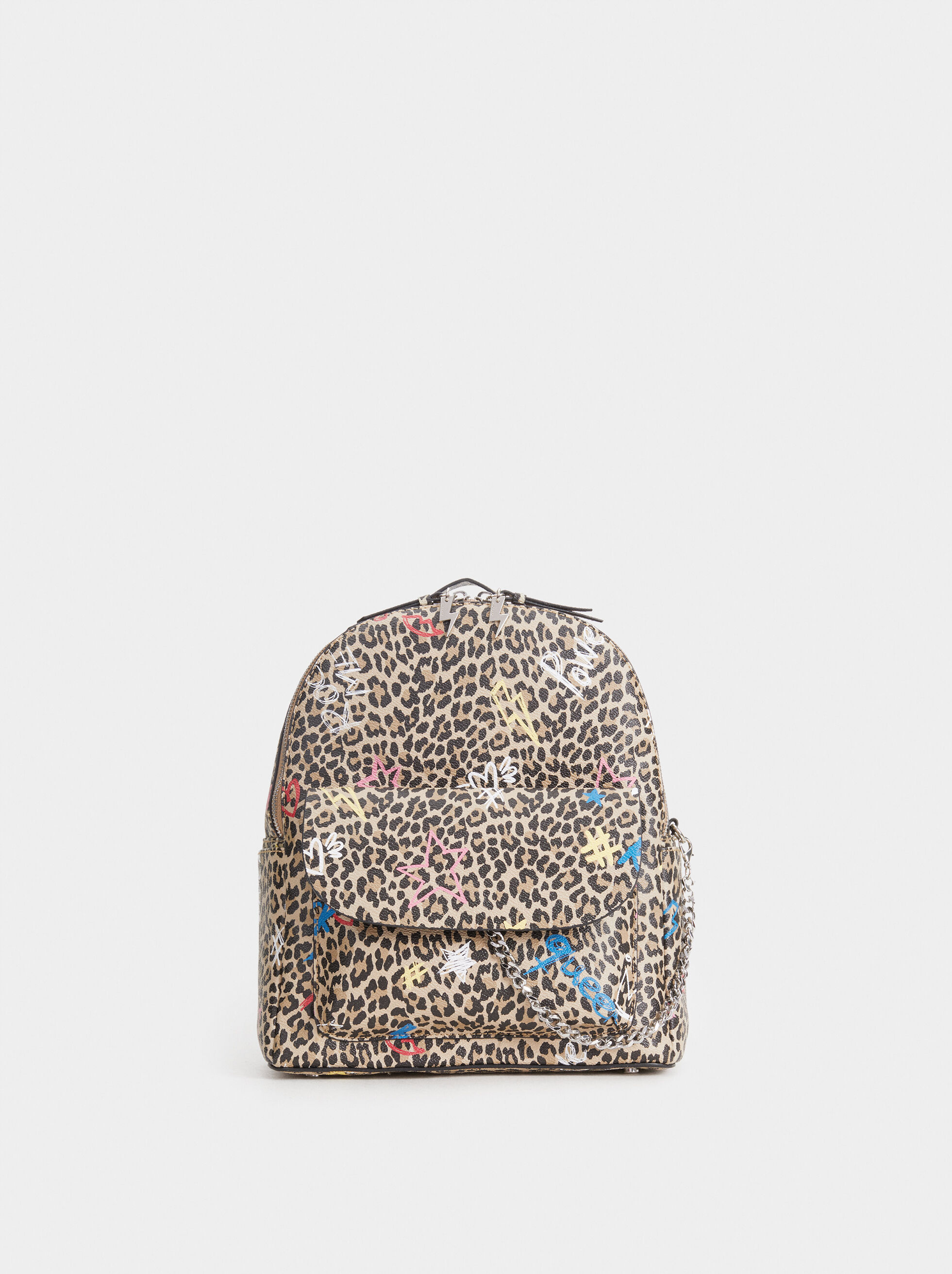 Thunder Backpack, Beige, hi-res