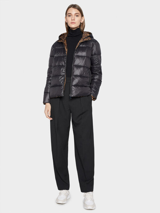 Reversible Quilted Jacket, , hi-res