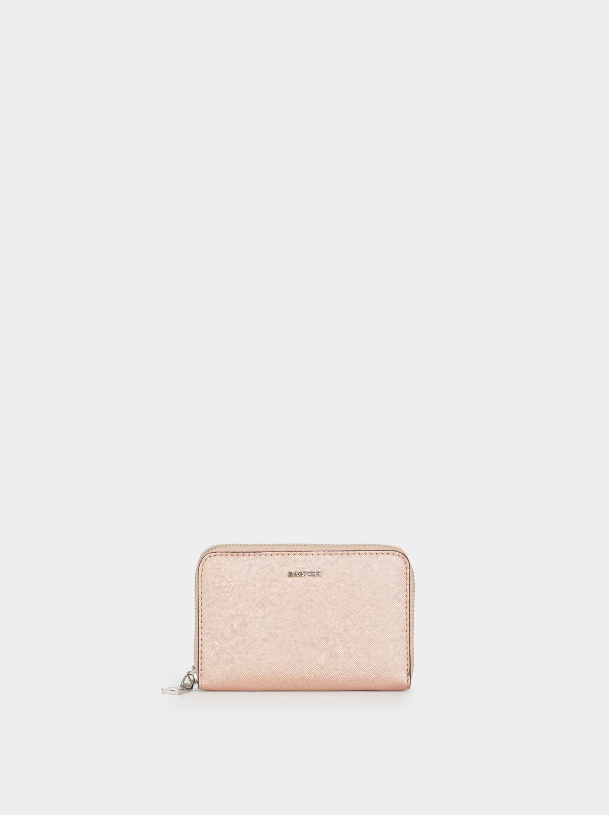Small Plain Purse, Orange, hi-res