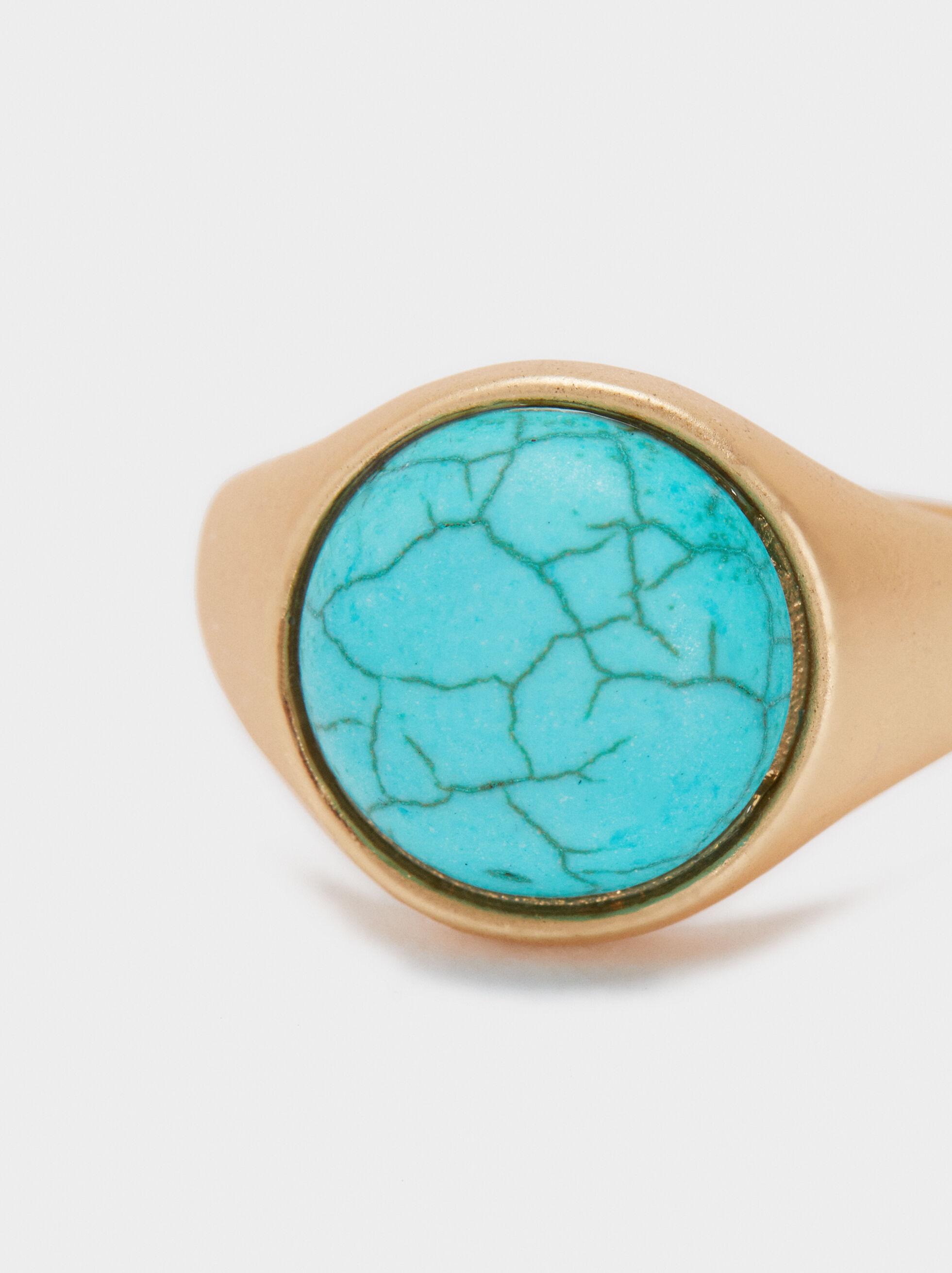 Recife Fake Coral Ring, Beige, hi-res
