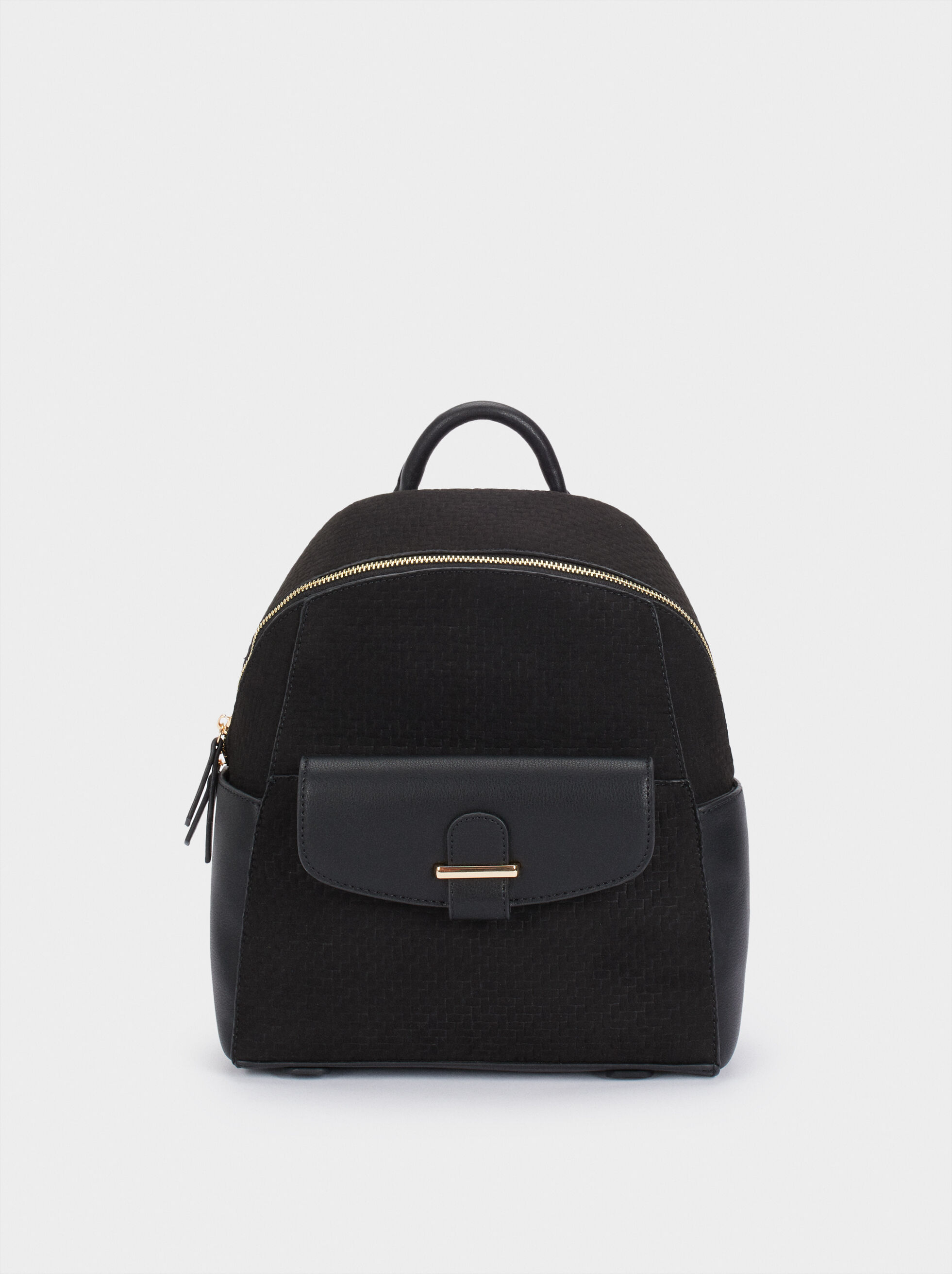 Elisa Backpack, Black, hi-res