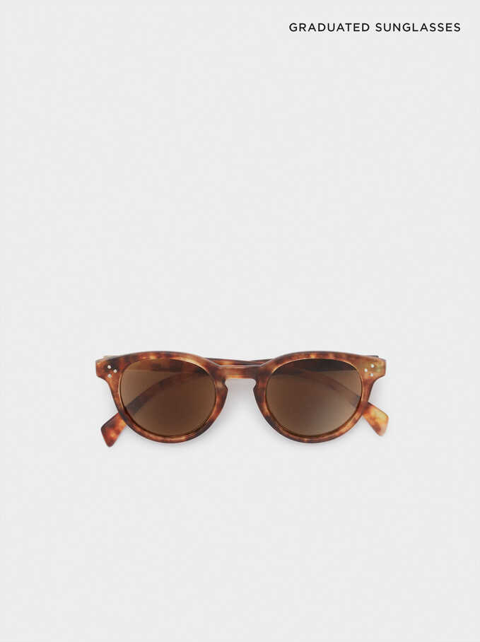 Gafas De Sol Graduadas, Negro, hi-res