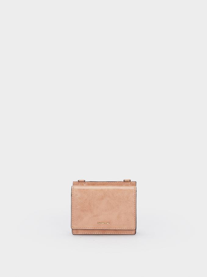 Card Holder, Pink, hi-res