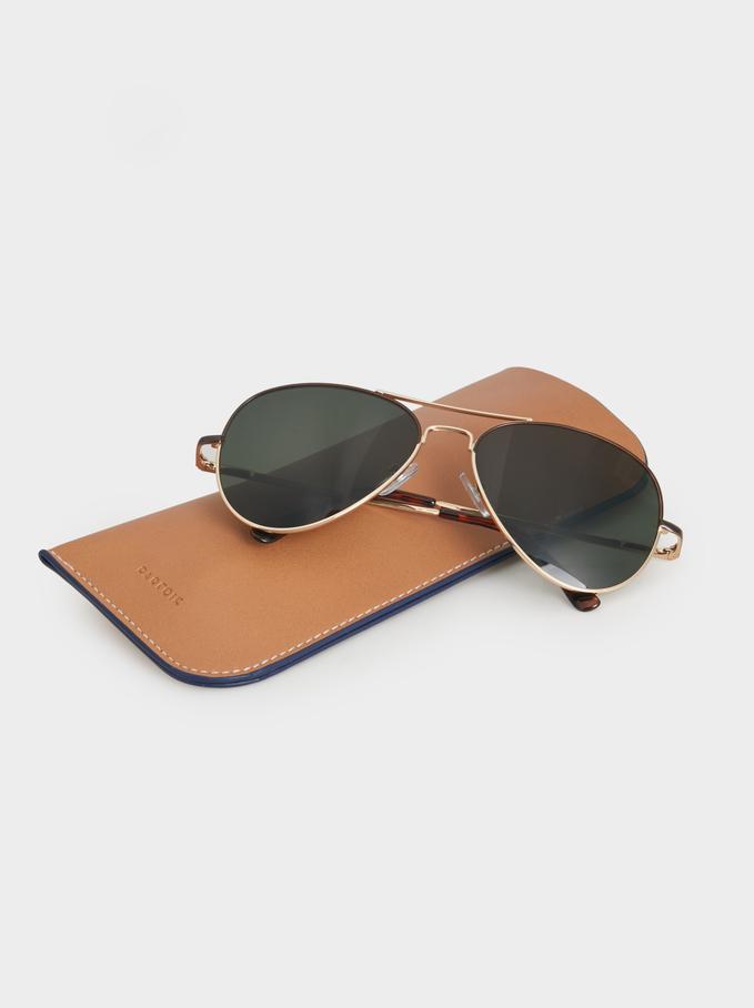 Aviator Sunglasses, Multicolor, hi-res