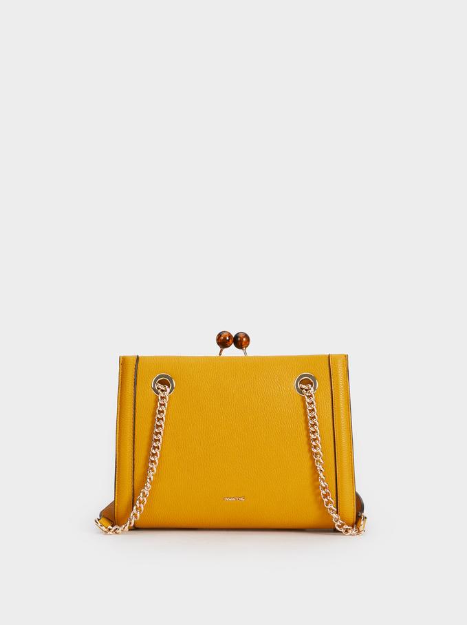 Valerie Cross Bag, Mustard, hi-res