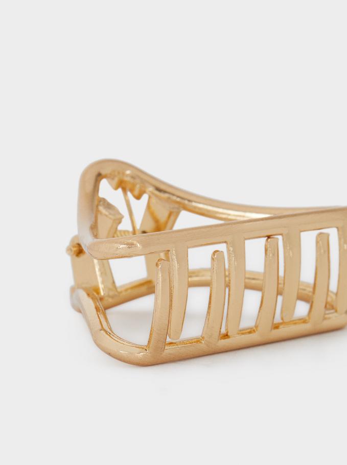 Golden Metallic Grip, Golden, hi-res