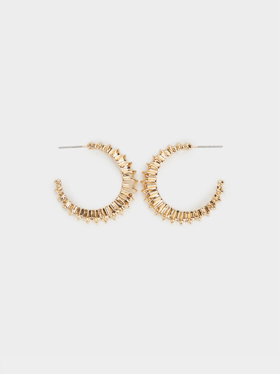 Hoop Fever Hoop-Earrings, , hi-res