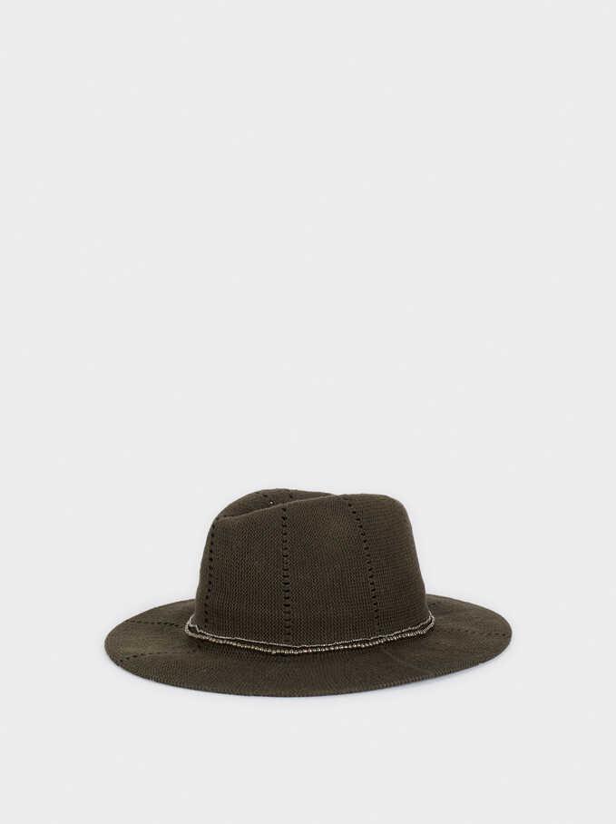 Sombrero De Punto, Caqui, hi-res