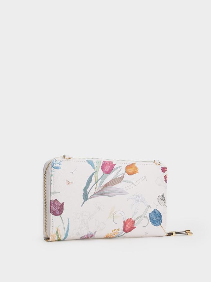 Portefeuille Magnoli, Rose, hi-res
